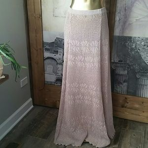 Dresses & Skirts - Knitted  maxi skirt